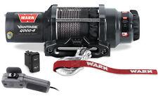 Warn Vantage UTV 4000-s Winch w/Mount Yamaha Viking VI 4x4 15-17