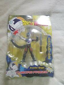 CYBORG FRIEZA Freeza Mecha Freezer 2004 figure DBZ Dragon Ball Z Jakks Pacific