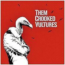 Them Crooked Vultures von Them Crooked Vultures | CD | Zustand sehr gut