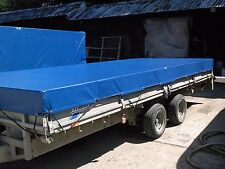 Trailer cover for ifor williams LM166