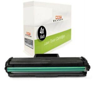 4x Toner For Samsung Xpress M-2071-FH M-2071-FW M-2071-W M-2078-W M-2026-W