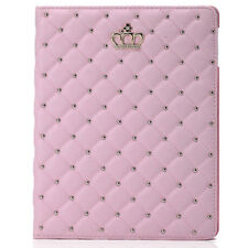 Coque Etui Housse Rigide PVC PU Cuir pour Tablette Apple iPad Air 1/3613