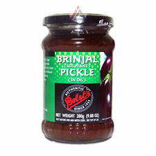 Bolts - Brinjal (Egg Plant) Pickle (In Oil) - 280 gm