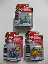 Mario Kart 7 ** Lots of 3 ** World of Nintendo Coin Racers Series 1-1