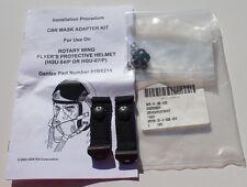 New GENTEX CBR Mask Adapter Modification Kit HGU-84/P HGU-67/P Flyer's Helmet