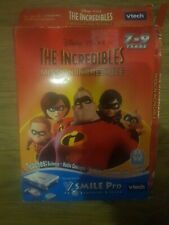 Vtech V.Smile Pro The Incredibles Mission Incredible Educational Game Age 7-9