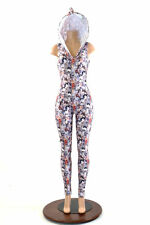 Women's Wet look and Shiny Jumpsuits