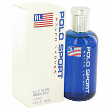 Polo Sport by Ralph Lauren 4.2 oz EDT Cologne for Men Brand New In Box