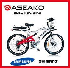 Electric Mountain Bike - ASEAKO Tourney 250W  - GREAT FOR HILL CLIMBING!