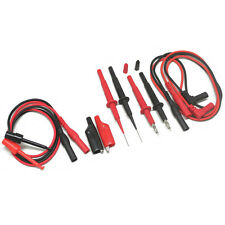 AIdetek multimeter test leads tipped Test TL809 for FLUKE multimeter tester20157