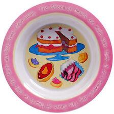 NEW Tea Time Cupcakes Cakes 100% Melamine Bowl