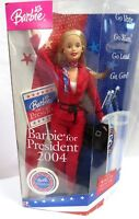 A10 Barbie for President 2004 Doll The White House Project Collectors