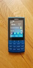 Nokia X Series X3-02 - Petrol blue (Unlocked) Cellular Phone