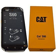 NUOVO con scatola Caterpillar CAT S60 Nero 32GB DUAL-SIM Sbloccato Di Fabbrica 4G/LTE SIMFREE