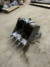 New Holland 24 Inch Bucket EH30.b E30 E30b E35 E35b E33c E37c mini excavator 4.2
