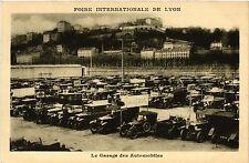 CPA LYON Le Garage des Automobiles (442695)