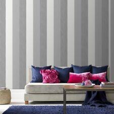 Superfresco Java Stripe Textured Greys Wallpaper