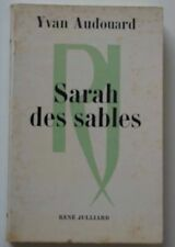 Sarah des Sables -  Yvan Audouard