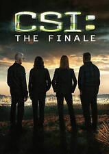 CSI: CRIME SCENE INVESTIGATON: IMMORTALITY NEW DVD