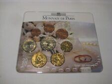 Frankrijk BU set 2007 Monnaie de Paris (Huwelijk)   (132)
