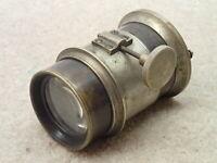 Vintage Brass Adjustable Lens for Projector Magic Lantern ??