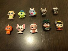 Disney DOORABLES LOT OF 10 COMMON FIGURES NO DUPLICATES