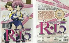 DVD R-15 (TV 1 - 12 End) DVD + Free Mystery Gift