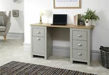 Lancaster Living Room Study Desk Grey