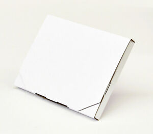 25x Rigid Mailer A3 Superflat Box 320 x 440mm 20mm for Photo Film Document
