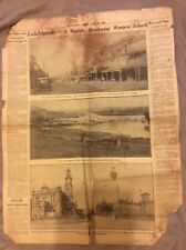 Leichhardt - A Rapidly Developing Suburb - 1922 Sunday News Page