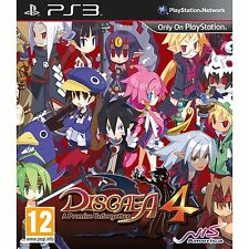 Disgaea 4 A Promise Unforgotten PS3 ✰NEU & OVP✰