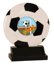 Large Soccer Ball Resin Trophy - FREE ENGRAVING, CHEAP