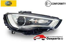 Genuine HELLA Audi A3 8V 2013~On RH Right Hand Head Light Lamp (Xenon / LED)