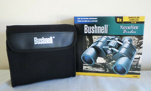 High Qulity Bushnell 8x40 NatureView Porro Prism Binoculars BRAND NEW BOXED