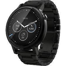 Motorola Moto 360 Smartwatch 2nd Gen 46MM - 6 Months Manufacturer Warranty!!