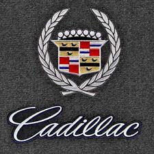 LLOYD Velourtex™ FRONT FLOOR MATS w/ logos, fits 1998 to 2002 Cadillac Eldorado