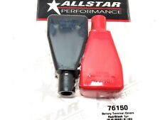 Allstar Top Post Battery Terminal Rubber Boot Cover 2pk Red / Black