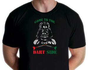 Come To The Dart Side T-shirt (Jarod Art Design)