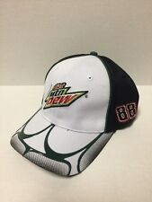 NASCAR Dale Earnhardt Jr. Diet Mountain Dew Geo Flex Fit Hat, M/L