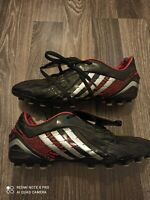 ADIDAS Predator Absolado MG soccer cleats / football boots UK 11.5 US 12
