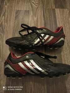 ADIDAS Predator Absolado MG soccer cleats / football boots UK 11.5 US 12