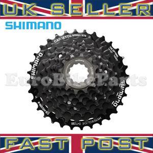SHIMANO CS-HG200 8 Speed MTB Road Bike Cassette Sprocket 12-32T