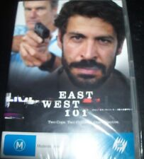 East West 101 Series Season One 1 (Australia Region 4) DVD - NEW