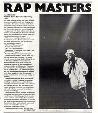 21/2/87pg31 Live Review & Picture, Mantronix - Kentish Town And Country Club