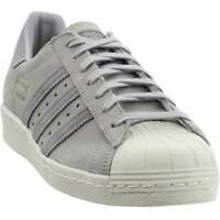 adidas Superstar 80s  Casual   Sneakers - Grey - Mens