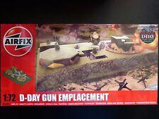 Airfix Nr. A05701 D-Day Gun Emplacement in 1:72
