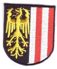 Oberösterreich  Wappen Patch,Aufbügler,Aufnäher,Austria