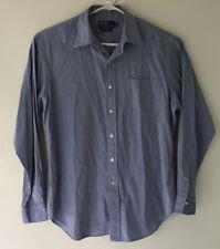 Mens Clothing=Polo By Ralph Lauren Collard Long Sleeve Dress Shirt Size-16-35