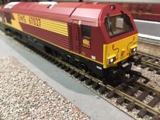 """Hornby R2522 Class 67 """"Rising Star"""" EWS Livery  67-027 DCC Fitted"""