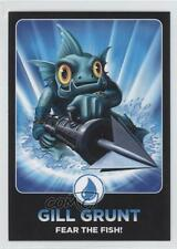 2012 Topps Activision Skylanders Giants #3 Gill Grunt Non-Sports Card 1d3